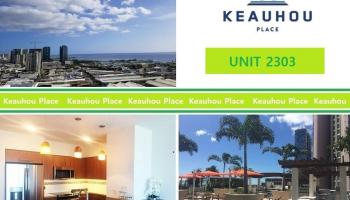 Keauhou Place condo # 1902, Honolulu, Hawaii - photo 1 of 25