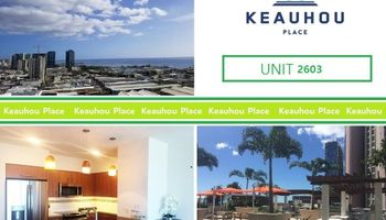 Keauhou Place condo # 2603, Honolulu, Hawaii - photo 1 of 1