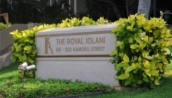 Iolani Court Plaza condo # 1201, Honolulu, Hawaii - photo 1 of 16