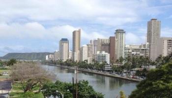 Ala Wai Manor condo # 1001, Honolulu, Hawaii - photo 1 of 16