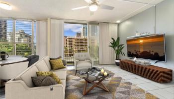 Ala Wai Manor condo # 503, Honolulu, Hawaii - photo 1 of 24