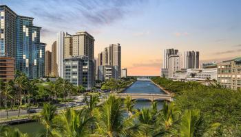 Ala Wai Manor condo # 701, Honolulu, Hawaii - photo 1 of 17