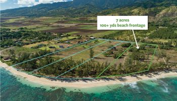 68-439 Farrington Hwy  Mokuleia, Waialua ,Hi 96791 vacant land