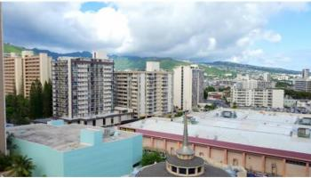 Pacific Grand condo #1107, Honolulu, Hawaii - photo 0 of 8