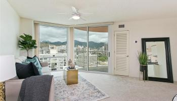 One Archer Lane condo # 2409, Honolulu, Hawaii - photo 1 of 13
