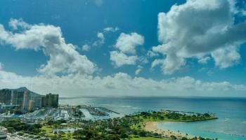 Hawaiki Tower condo # 3704, Honolulu, Hawaii - photo 1 of 20