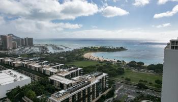 Hawaiki Tower condo # 3407, Honolulu, Hawaii - photo 1 of 17