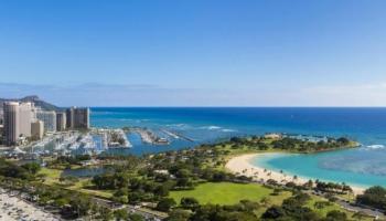 Hawaiki Tower condo # 3808, Honolulu, Hawaii - photo 1 of 20