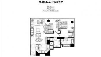 Hawaiki Tower condo # 4402, Honolulu, Hawaii - photo 3 of 3