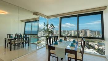 Hawaiki Tower condo # 4405, Honolulu, Hawaii - photo 5 of 12