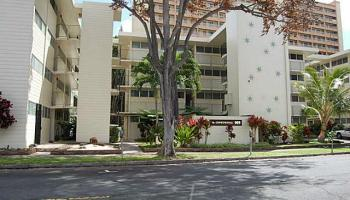 Continental Apts condo # B201, Honolulu, Hawaii - photo 1 of 9