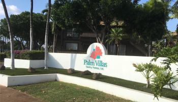 Palm Villas condo # 2U, Ewa Beach, Hawaii - photo 1 of 1
