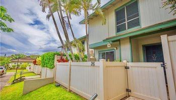 92-1214 Makakilo Drive townhouse # 26, Kapolei, Hawaii - photo 1 of 25