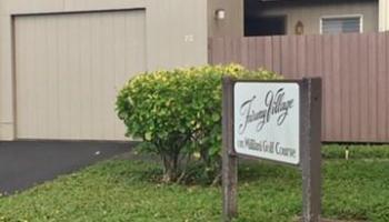 Fairway Village * condo # 22, Mililani, Hawaii - photo 1 of 6