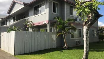 95-1050 Makaikai Street townhouse # 11H, Mililani, Hawaii - photo 1 of 11