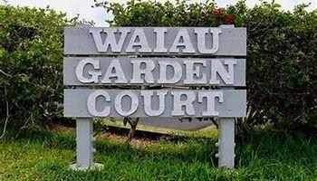 Waiau Garden Court condo # 177, Pearl City, Hawaii - photo 1 of 10