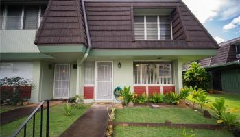 98-281 Kaonohi Street townhouse # 4-F, Aiea, Hawaii - photo 1 of 15