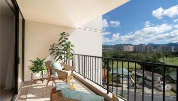 Franklin Towers condo # 8A, Honolulu, Hawaii - photo 1 of 24